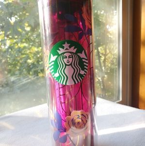 Starbucks Rose Tumbler